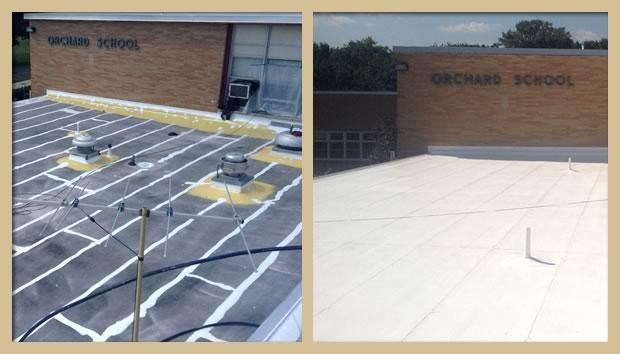 Roof Coating Restoration