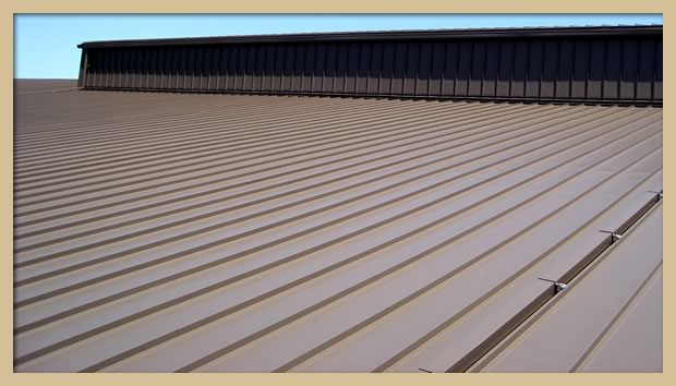 Remtek project profile metal roofing for Mid atlantic gutters and exteriors
